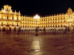 Plaza Mayor de Salamanca - Vista nocturna