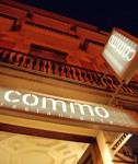 Exterior Restaurante Commo
