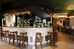Interior de The Boss